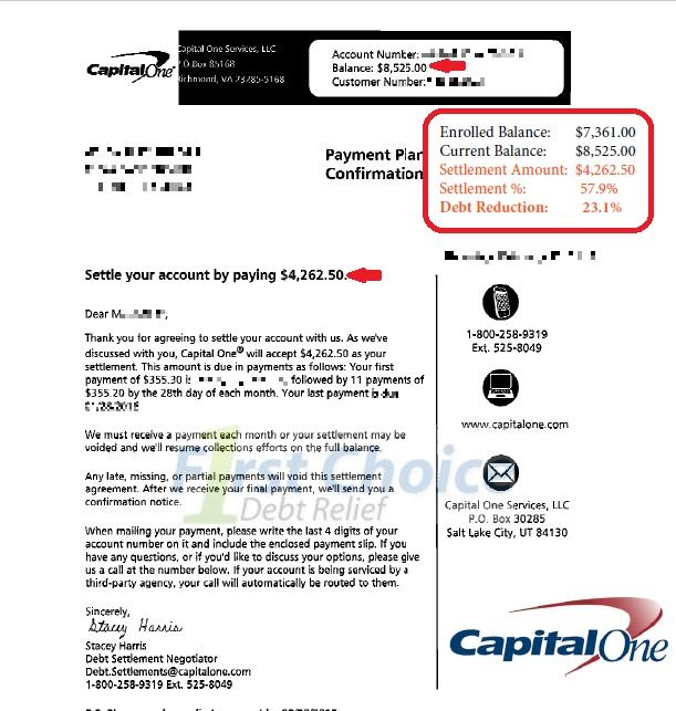 Bill Of Sale Iowa >> Debt Settlement Letters